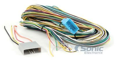 NEW! Metra 70-1727 Factory Amp Bypass Harness for 2006-2009 Honda Civic Vehicles