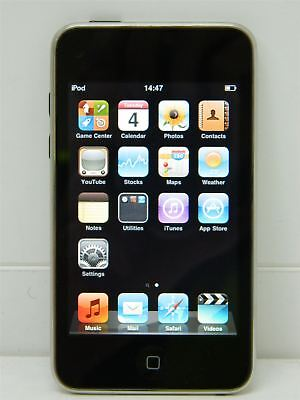 Apple iPod Touch 2nd Generation | Black | 8GB | WiFi | MB528BT