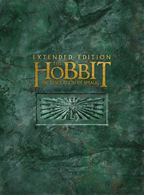 The Hobbit - Desolation Of Smaug - Extended Edition [Uk] New Dvd