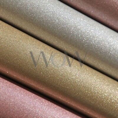 Luxe Glitter Sparkle Wallpaper Sapphire Pink Rose Gold Silver Feature Wall New