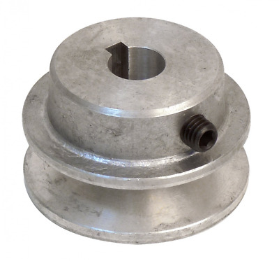 Heavy Duty Aluminum Round Belt Pulley Power Transmission Products Accessories