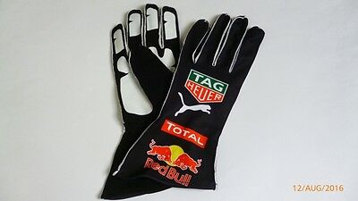 Red Bull handschuhe (fan/karting)