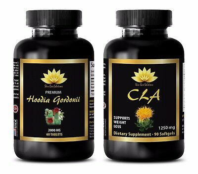 Weight loss supplements - HOODIA GORDONII – CLA COMBO - cla lean mode