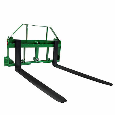 "UA Made in the USA John Deere Fork Frame with 48"" Fork Blades"