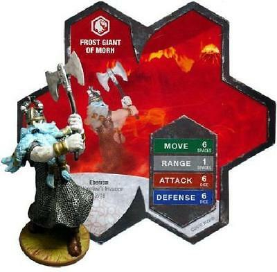 Frost Giant of Morh- Moltenclaw's Invasion New