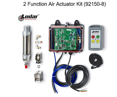 92150-8 2 Function Lodar With Air