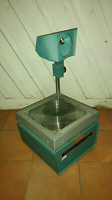 Bell & Howell Specialists 301F Overhead Projector - Working -