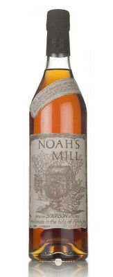 Noah's Mill Cask Strength Bourbon Whiskey 750ml Hand Made Limited Release