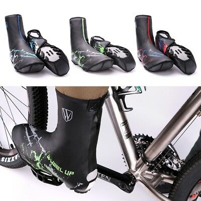 Wind Rain Proof Waterproof Shoe Cover Thickened Protector Anti Slip For Cycling