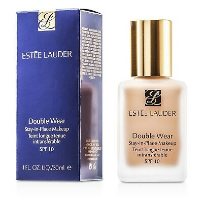 Estee Lauder Double Wear Stay In Place Makeup SPF 10 No.02 Pale Almond (2C2) 1oz