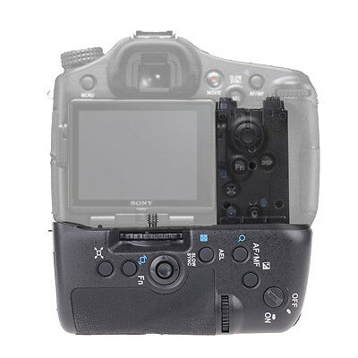 Vertical Battery Grip Holder for Sony SLT-A77V / SLT-A77 A77II L7P8 as VG-C77AM