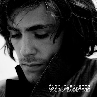 Jack Savoretti : Songs from Different Times CD (2017) ***NEW***
