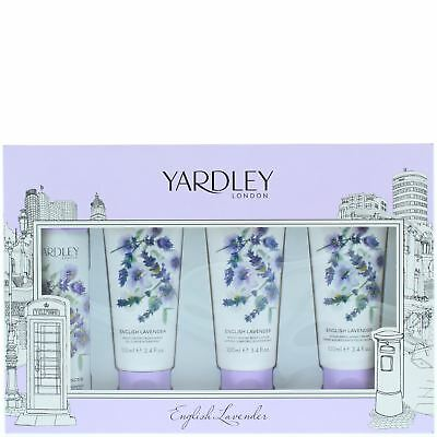 Yardley English Lavender Collection Gift Set For Her Women's