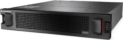 Lenovo S3200 SFF with Dual FC and iSCSI + 4x8Gb FC + 6x600GB HDD #720