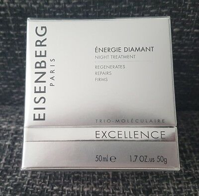 Eisenberg Paris Energie Diamant Night Treatment 50 ml