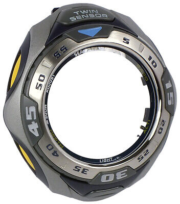Casio Sea Pathfinder SPF-60 | Gehäuse CASE/CENTER ASSY blau