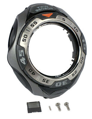 Casio Sea Pathfinder SPF-60 | Gehäuse CASE/CENTER ASSY schwarz