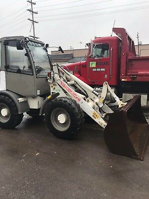 2010 Takeuchi TW50 Wheel Loader