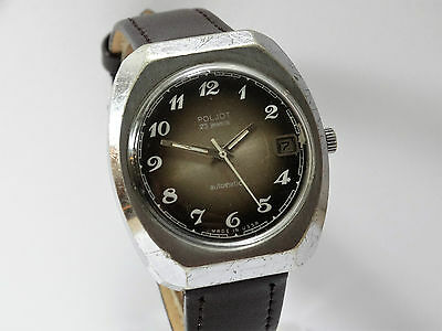 Poljot. Automatic 23 Jewels.Kal.2627.H  Made in USSR.