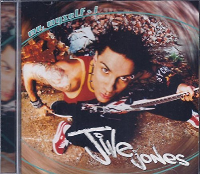 Jones Jive-Me Myself And I  CD NEW