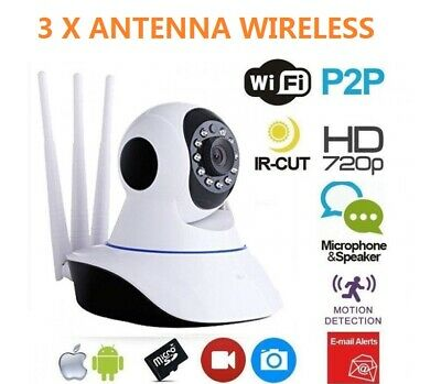 Telecamera Ip Cam Wifi Camera Dome Wireless Esterno Speed Zoom Micro Sd Ptz Rj