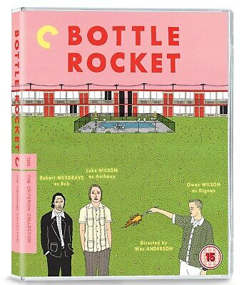 Bottle Rocket - The Criterion Collection (Restored) [Blu-ray]