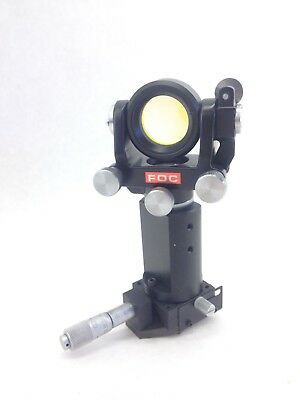 Foc Opto-Mechanic 2-Axis Gimbal Precision Mirror Holder Translation Stage (H330)