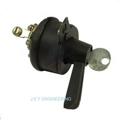 Fordson Super Major and Power Major ignition light switch new item