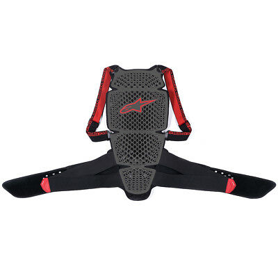 Alpinestars Nucleon KR-Cell Back Protector Black/Red