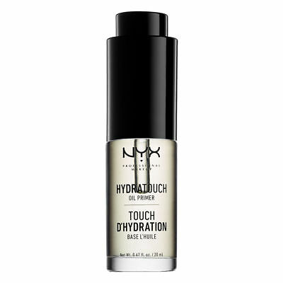 Nyx Cosmetics Hydra Touch Oil Primer 0.67Oz Foundation Makeup Base