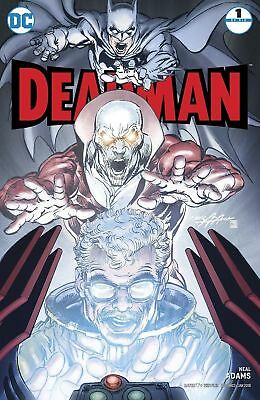 Deadman #1 Glow In The Dark Edition Dc Comic Book New Nov 2017 Sold Out Cover