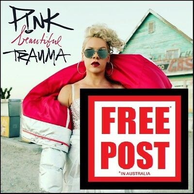 Pink - Beautiful Trauma Cd ( Explicit Edition ) What About Us ~ P!nk *new*