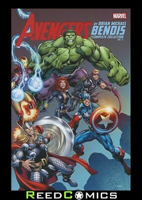 AVENGERS BY BENDIS COMPLETE COLLECTION VOLUME 3 GRAPHIC NOVEL (464 Pages)