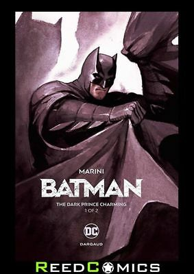 BATMAN THE DARK PRINCE CHARMING BOOK 1 HARDCOVER (2nd Printing) New Hardback