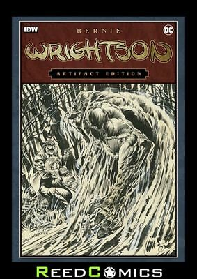 BERNIE WRIGHTSON ARTIFACT EDITION HARDCOVER (COVER A) New Boxed Artist Hardback