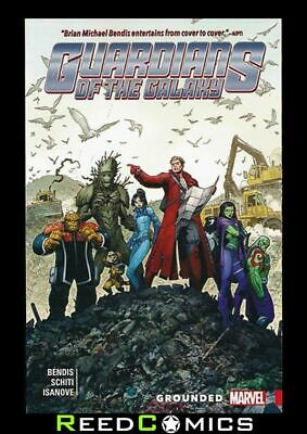 GUARDIANS OF THE GALAXY NEW GUARD VOLUME 4 GROUNDED GRAPHIC NOVEL Paperback