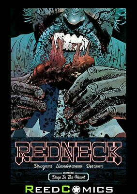 REDNECK VOLUME 1 DEEP IN THE HEART GRAPHIC NOVEL Paperback Collects Issues #1-6