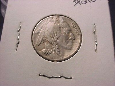 1936-S Buffalo Nickel Very Nice Coin!!    #2109
