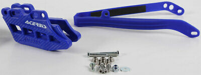 ACERBIS Chain Guide Block and Slider Kit 2.0 (Blue) 2449470003