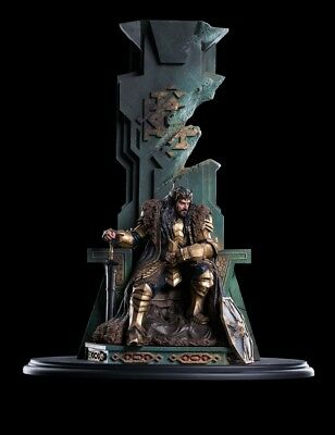 The Hobbit KING THORIN ON THRONE Limited Edition of 750 IN STOCK !!