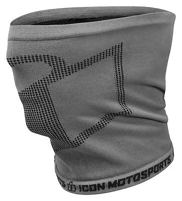 ICON Motosports Performance Neck Tube (Charcoal)