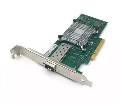INTEL X520 DA1 10Gbps NETWORK ADAPTER OEM SFP NAS NAS RENDERFARM SERVER