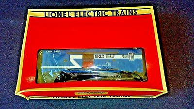 Vintage New 1993 Lionel Electric Power Generator Car #6-19825
