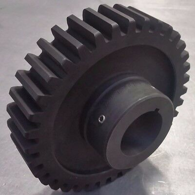 Martin C536 14-1/2 deg External Tooth Spur Gear, 36 Teeth, 14 1/2 degree cast