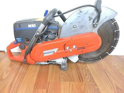 "Husqvarna K760 14"" _ 2015 diamond blade Gas Powered Concrete Cut-Off Saw"