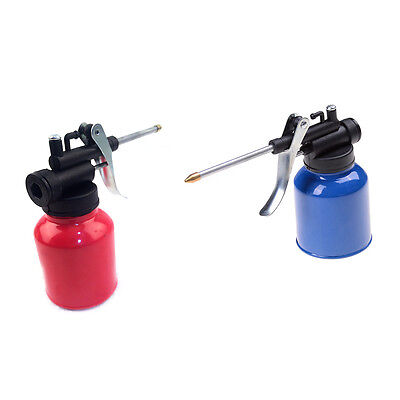 250ml High Pressure Pump Oiler Oil Can Gun For Lubricants QY