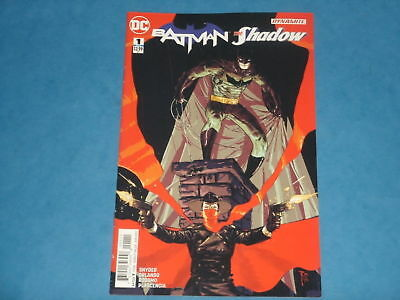 DC / Dynamite Comics: BATMAN / THE SHADOW #1 of 6 'Cliff Chiang Variant Cover'