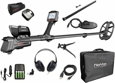 New Nokta IMPACT Pro Pack Metal Detector + New Nokta Pointer