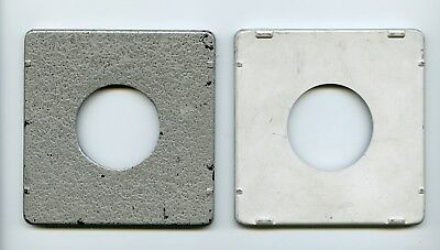 Crown / Speed Graphic Lens Boards / 2