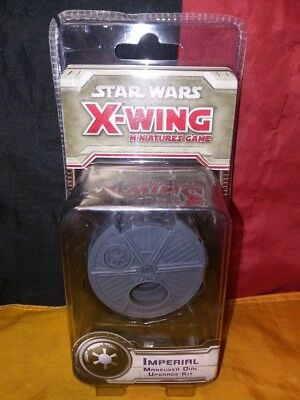 Disney Star Wars X-Wing Miniatures Game: Imperial Maneuver Dial Upgrade Kit